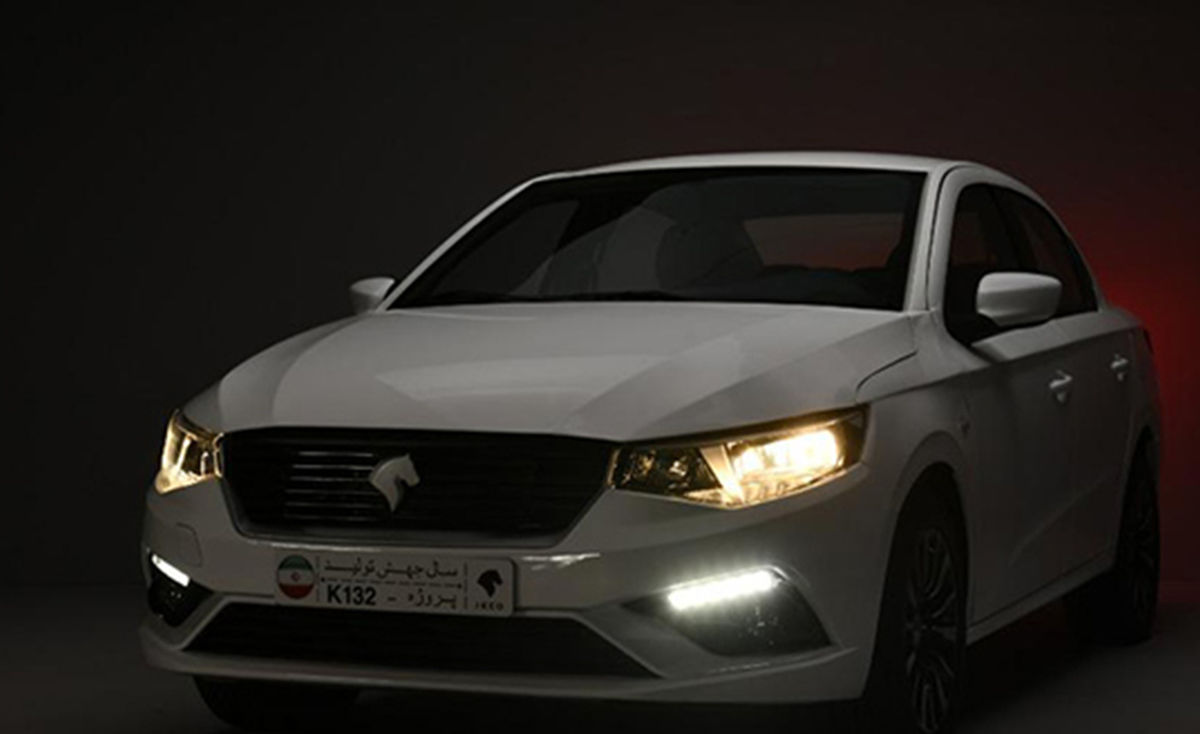 مصرف جذاب ایران خودرو تارا با موتور جدید