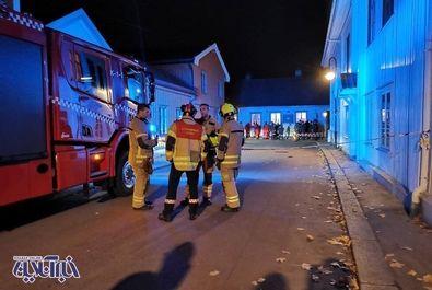 جنایت در نروژ