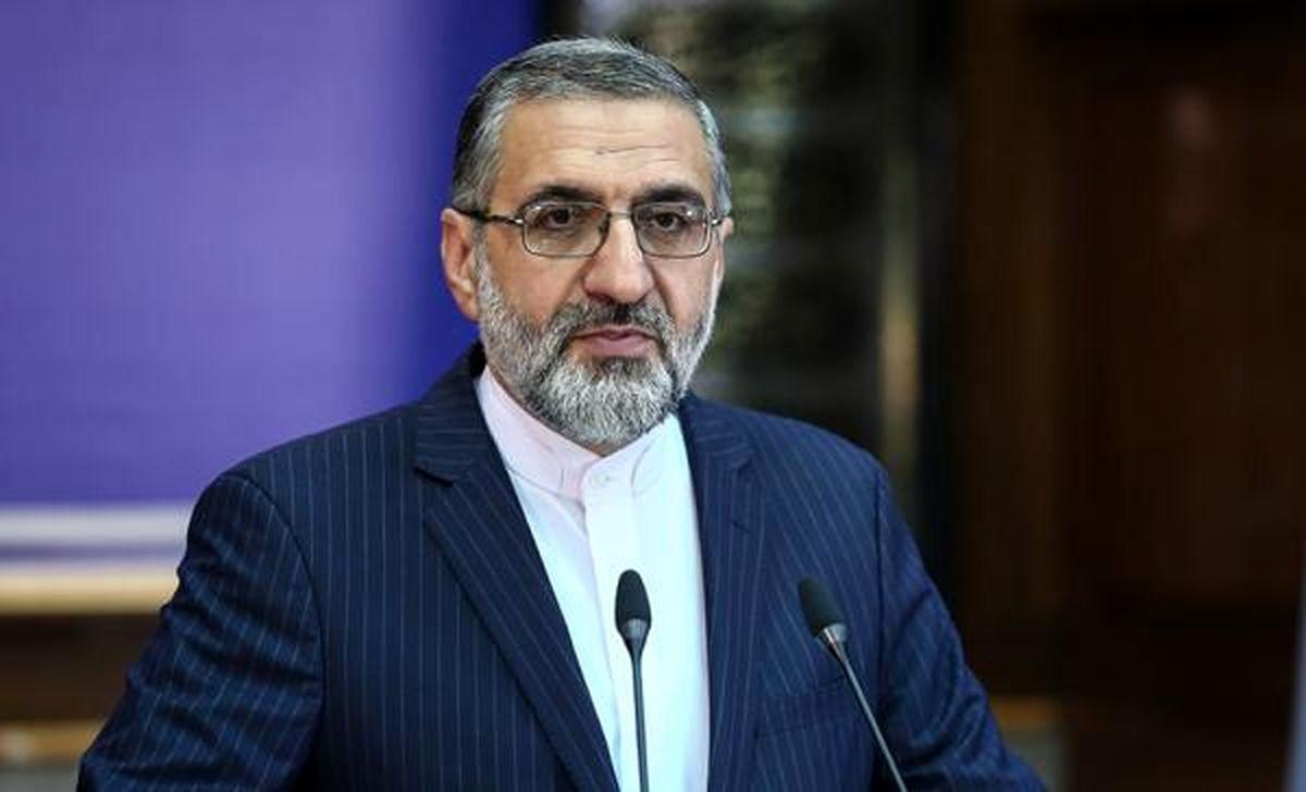 انتصاب غلامحسین اسماعیلی به سمت رئیس دفتر رئیسی