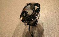 ارزشمندترین حلقه الماس دنیا گرانتر از کل یارانه مردم ایران