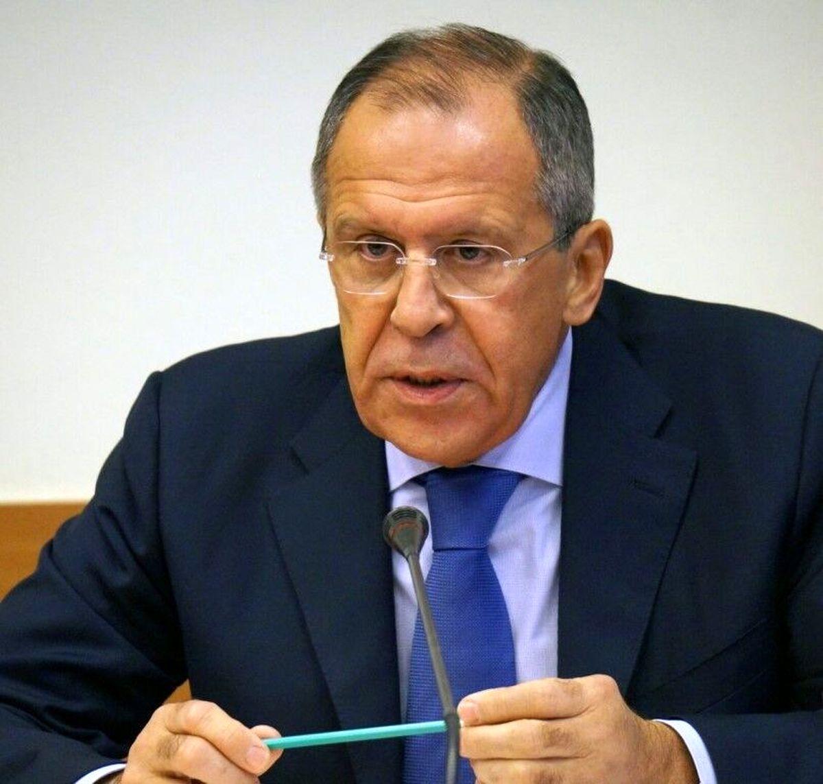 لاوروف: روابط روسیه و آمریکا از دوران جنگ سرد بدتر است