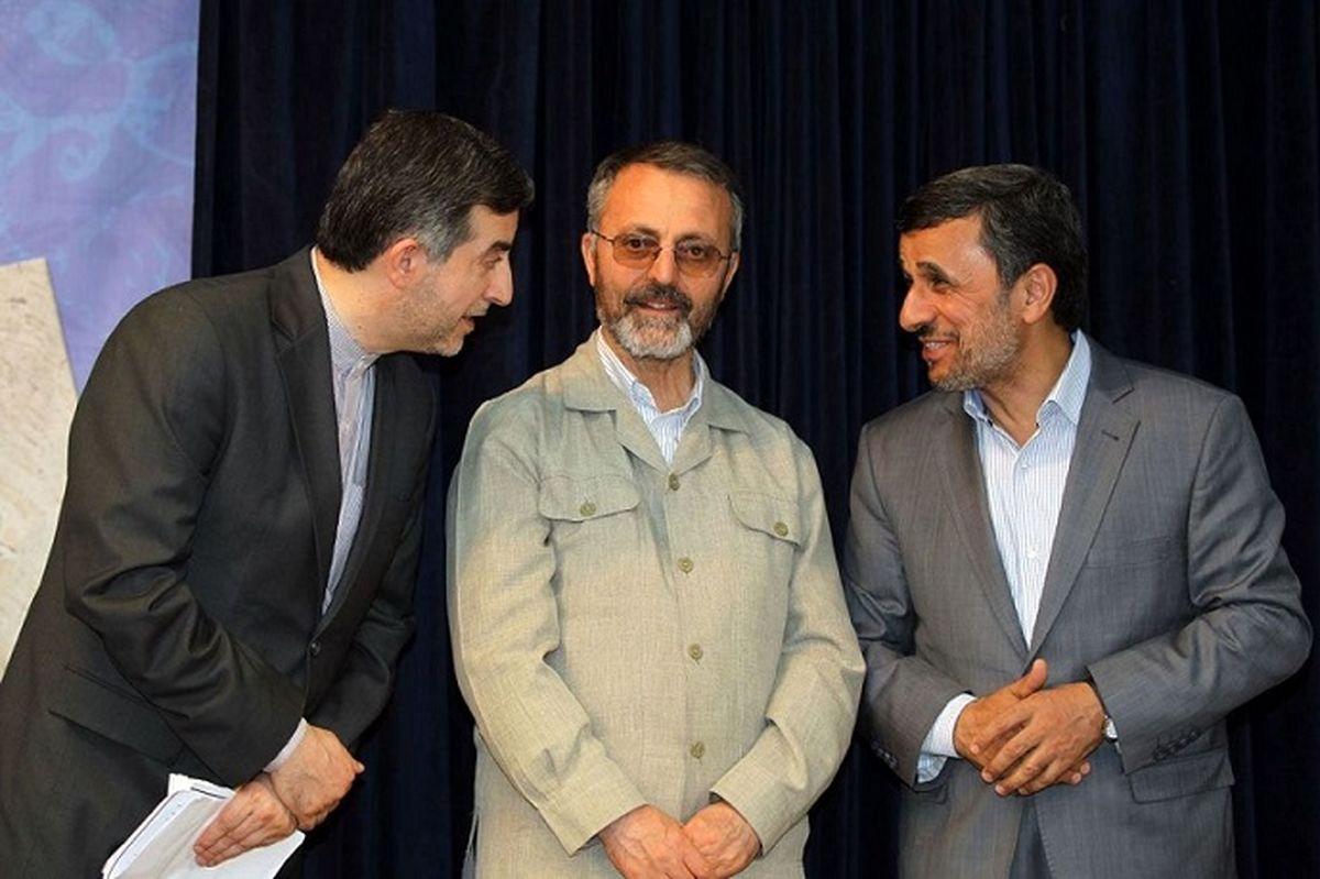 اعلام برائت زریبافان از احمدی نژاد + جزئیات