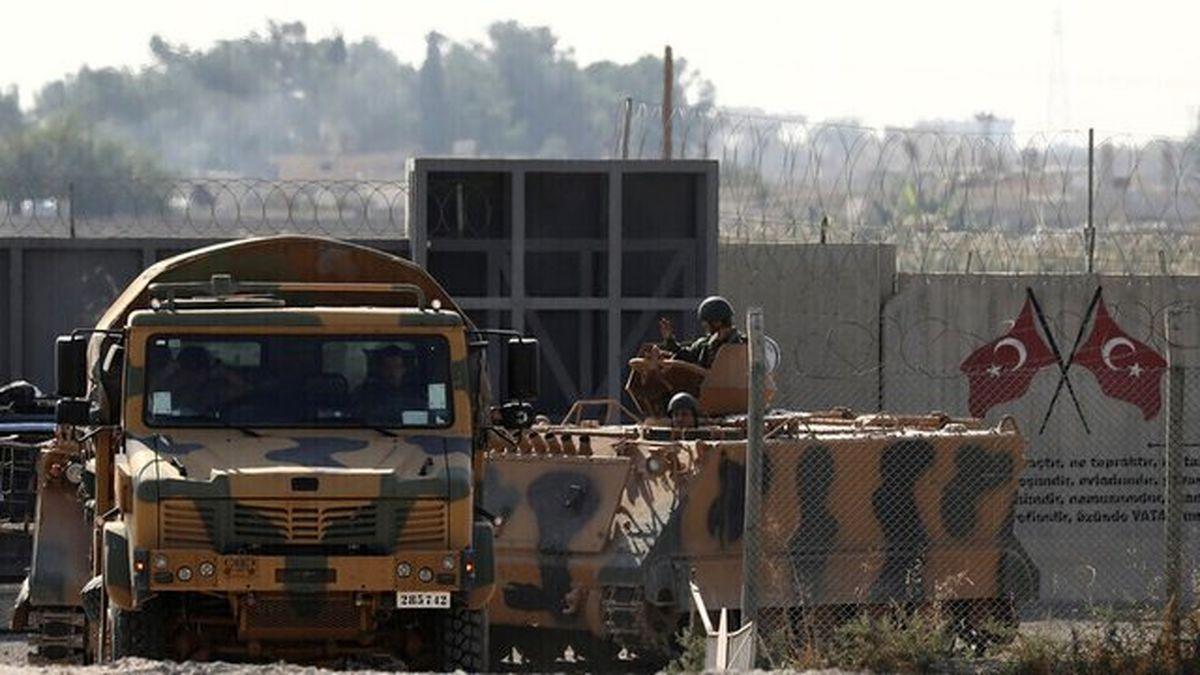 حمله هوایی «ناشناس» به پایگاه نظامی ترکیه در شمال سوریه
