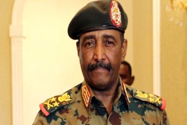 مواضع عجیب رئیس شورای حاکمیت انتقالی سودان