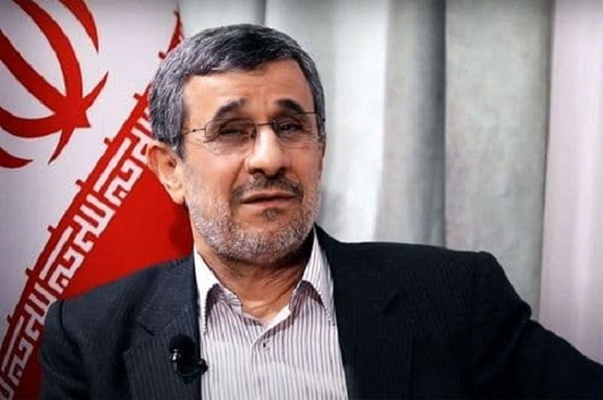 فوری/ احمدی نژاد وعده طوفان داد! + بیانیه