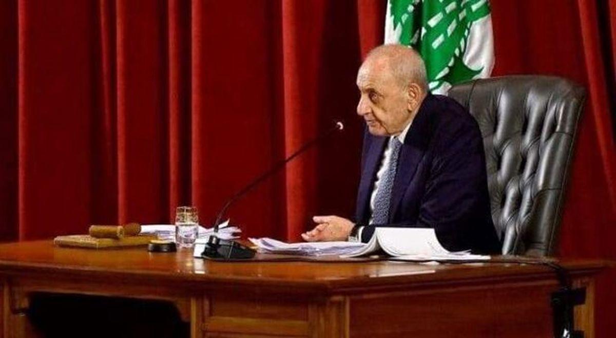 رئیس پارلمان لبنان: فریب مردم بس است!
