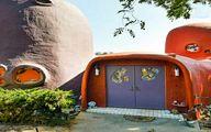 خانه کارتونی با قیمتی نجومی!عکس