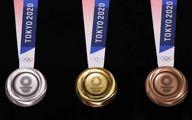 مدالهای المپیک ٢٠٢٠ ساخته شده از تلفن همراه