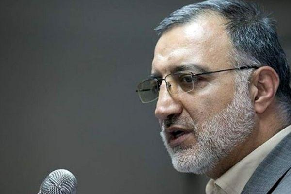 توضیحات ستاد زاکانی درباره ریاست همسرش در حوزه علمیه