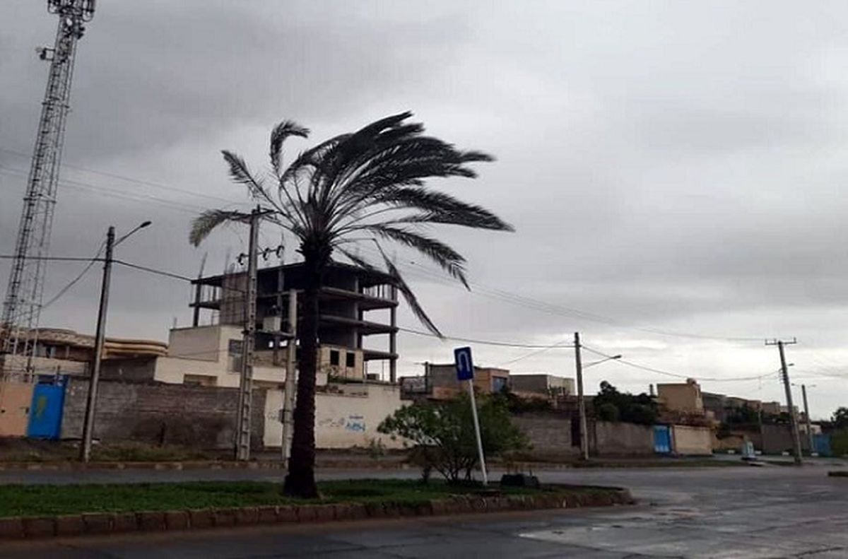 فوت تلخ ۶ هموطن در طوفان سیستان و بلوچستان