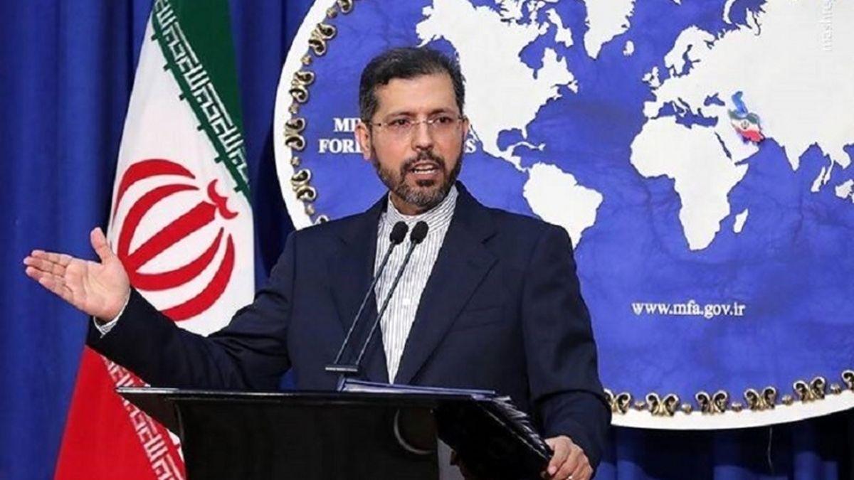 پاسخ قاطع وزارت امور خارجه به رژیم صهیونستی