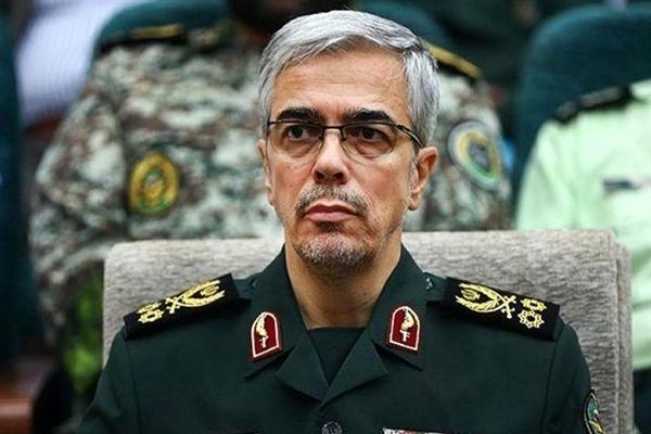 هشدار نظامی سرلشکر باقری به گروهکهای تروریستی کردستان عراق