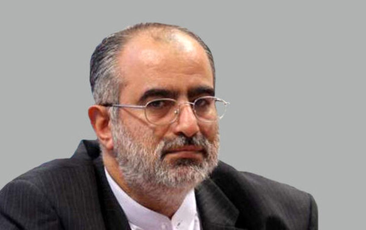 توئیت معنادار حسام الدین آشنا به انتشار فایل صوتی جنجالی ظریف + عکس