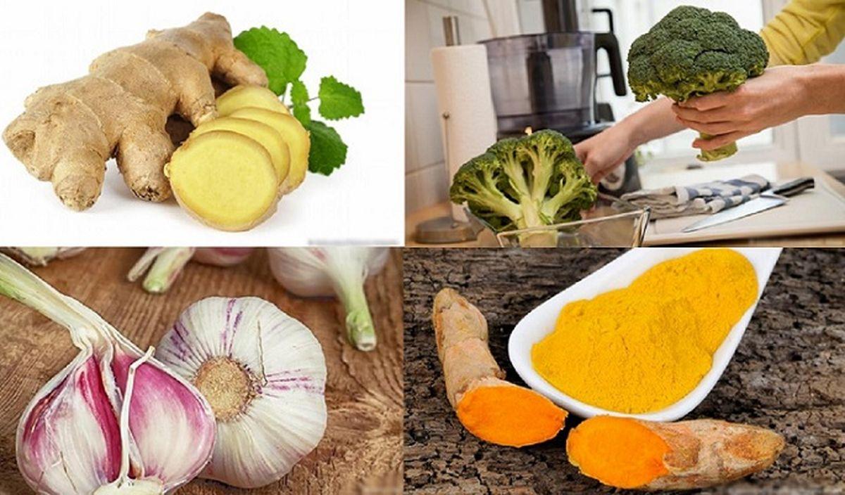 با این خوراکیها به جنگ سرطان بروید