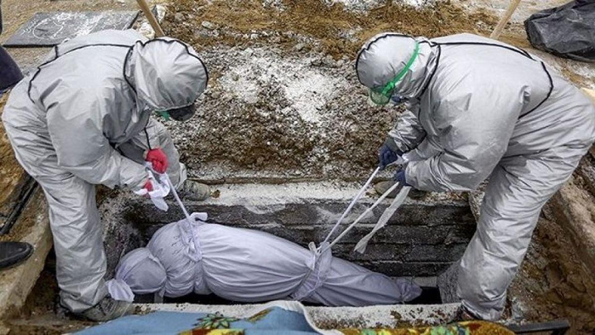 جدیدترین آمار تلخ قربانیان کرونا در ایران + عکس