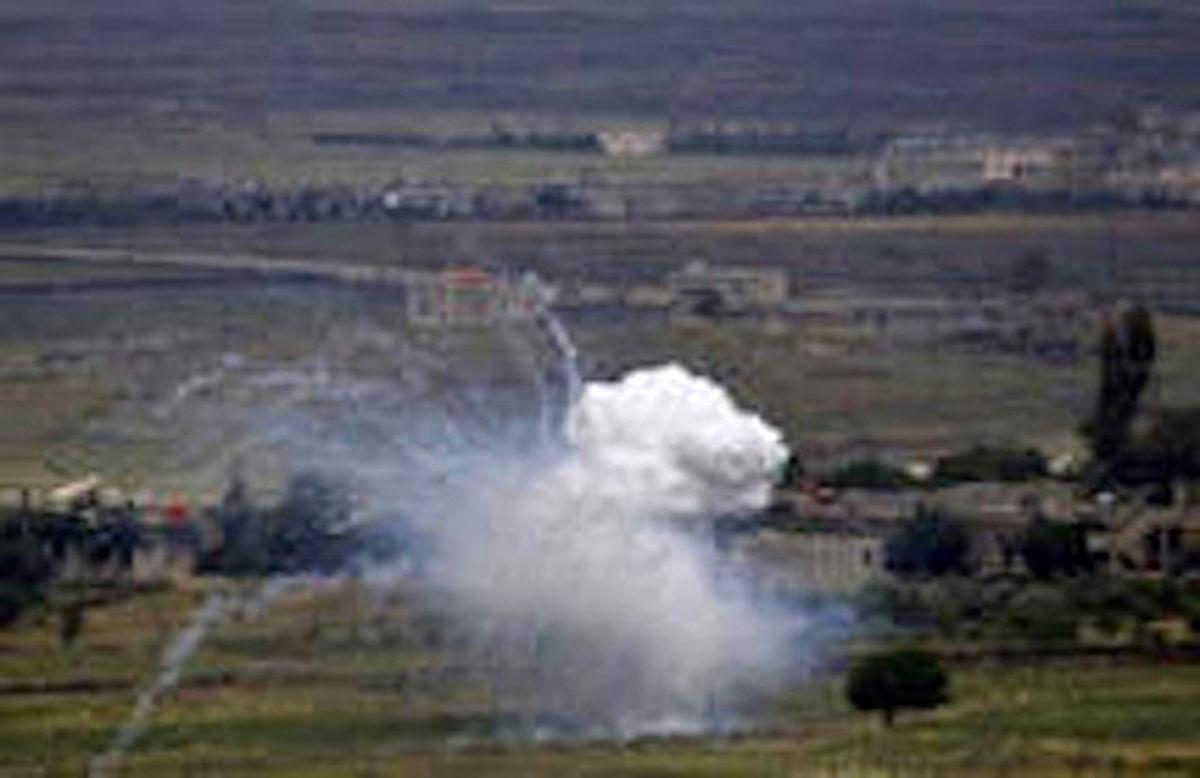 حمله رژیم صهیونیستی به منزل شهروند سوری