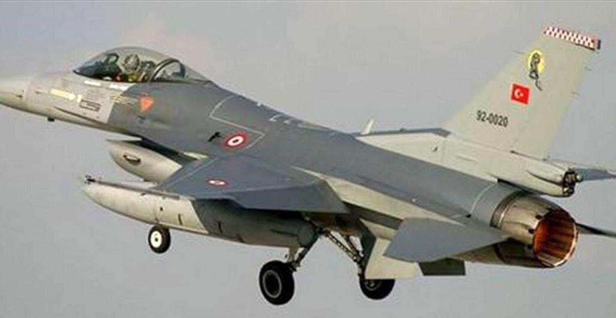 ترکیه عراق را بمباران کرد ! + جزئیات