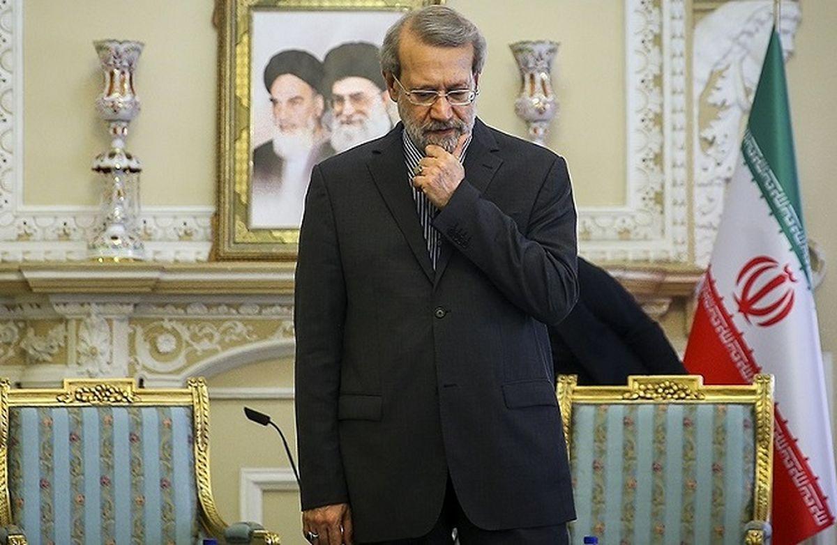 ادعای جدید درخصوص استعفای لاریجانی | با رهبری هماهنگ شده است