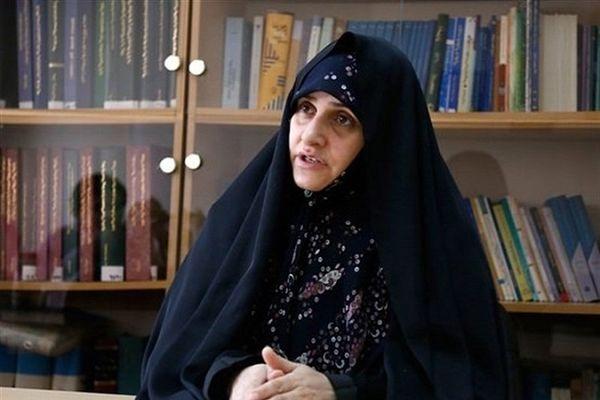 هشدار جمیله علمالهدی، همسر ابراهیم رئیسی + جزئیات