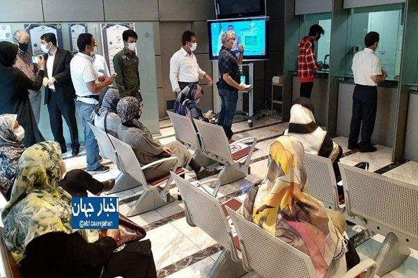 استقبال ایرانیان مقیم ژاپن از انتخابات ریاست جمهوری
