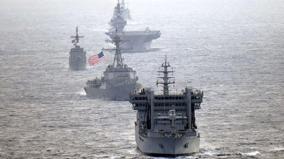 ژاپن و آمریکا رزمایش مشترک برگزار کردند