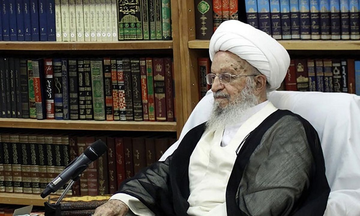 آیت الله مکارم شیرازی داغدار شد   علت فوت