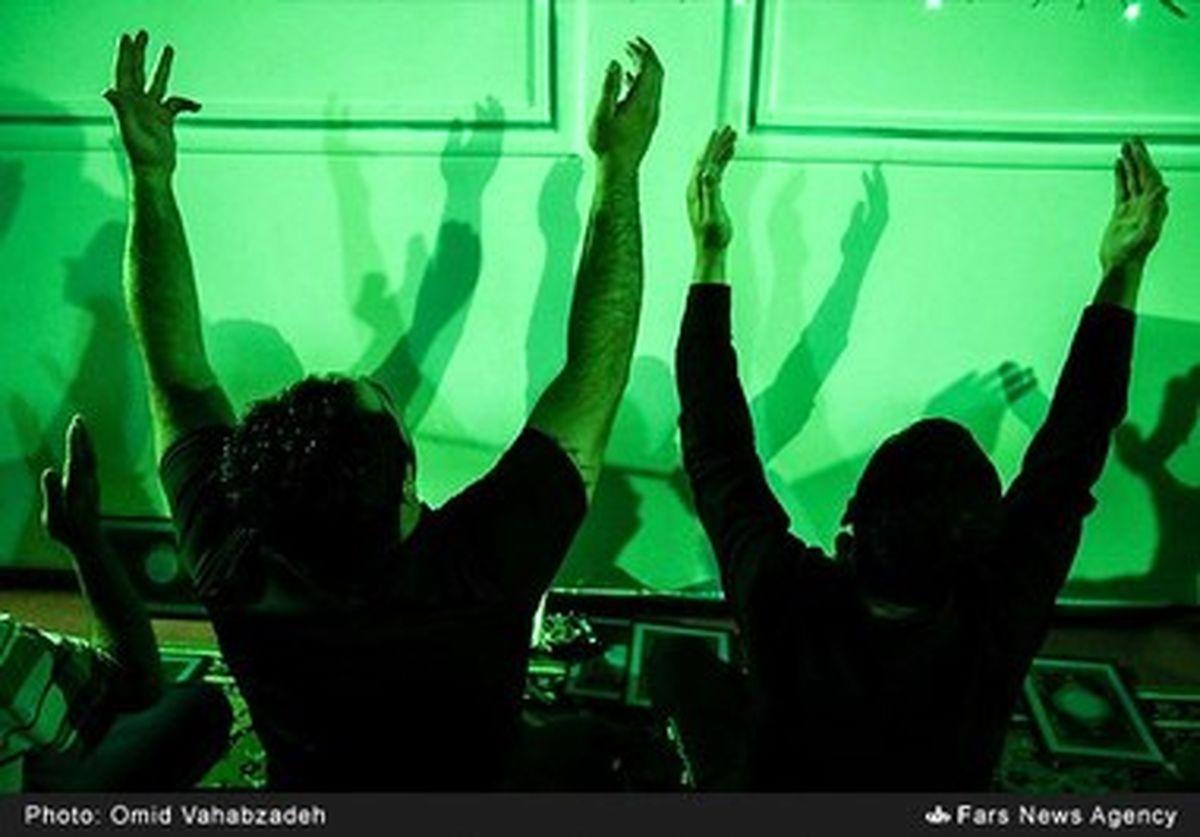 احیای شب نوزدهم ماه رمضان در زندان اوین/ تصاویر
