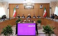 روحانی در جلسه هیئت دولت چه گفت؛ اغتشاشگران عددی نیستند / فیلمها را دیدم / از وزارت اطلاعات و بسیج تشکر میکنم