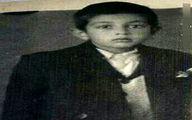 حداد عادل در سن 8 سالگی