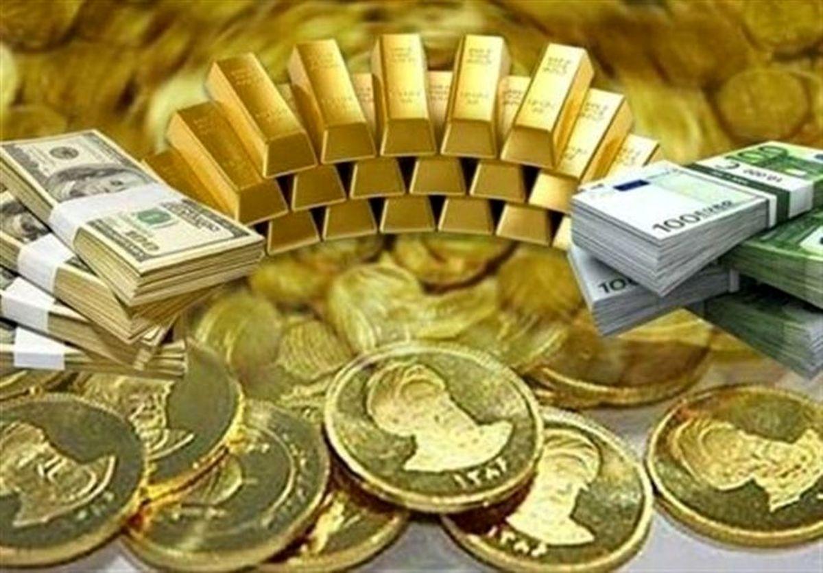 طلا و سکه در مسیر گرانی
