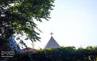 کلیسا و قبرستان تاریخی ارامنه مشهد+عکسها