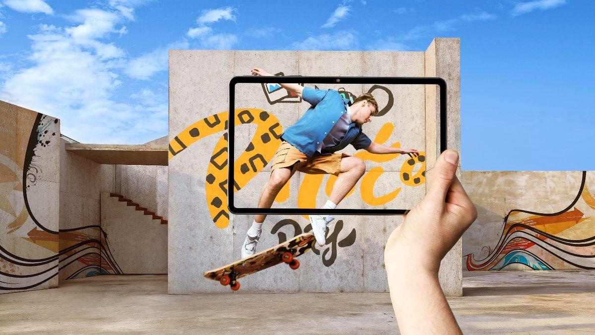 کشف دنیای سرگرمی با تبلت هوآوی MatePad