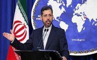 واکنش تند خطیبزاده به تهدید اخیر اروپا + جزئیات
