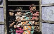 تصاویری تلخ از غرق شدن مسلمانان روهینگایی