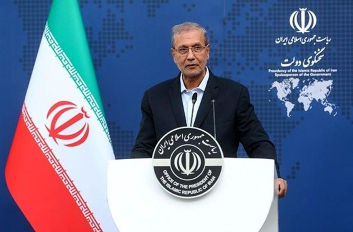 ایران با آمریکا مذاکره کرده است؟ / ربیعی پاسخ داد