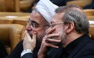 درخواست روحانی از لاریجانی در پرونده قرارداد ۲۵ ساله ایران و چین / واعظی: تجهیز دفتری در پاستور برای لاریجانی؟ اطلاعی ندارم