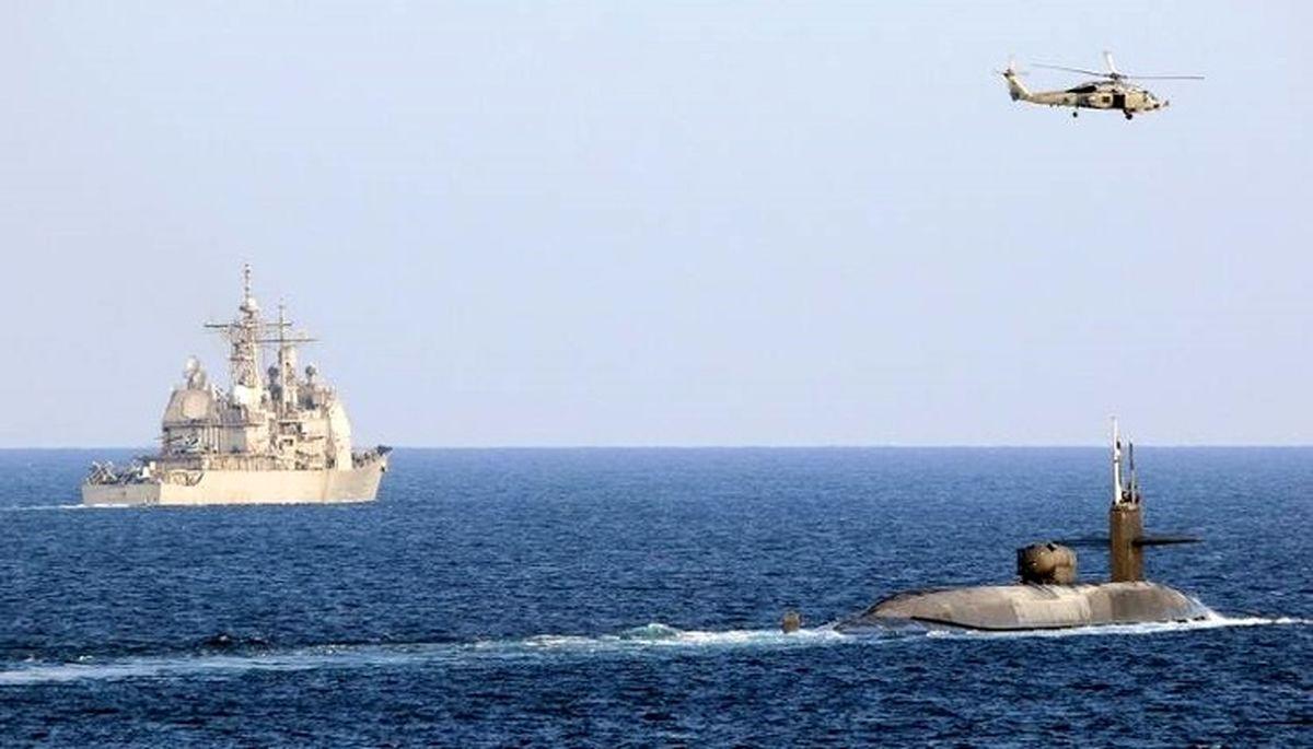 التهاب در خلیج فارس؛ ۶ عاملی که میتواند منطقه را به جنگ بکشاند/ ماموریت زیردریایی اسرائیل و ناو آمریکا چیست؟