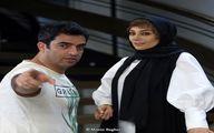 عکس جالب یکتا ناصر در کنار همسرش