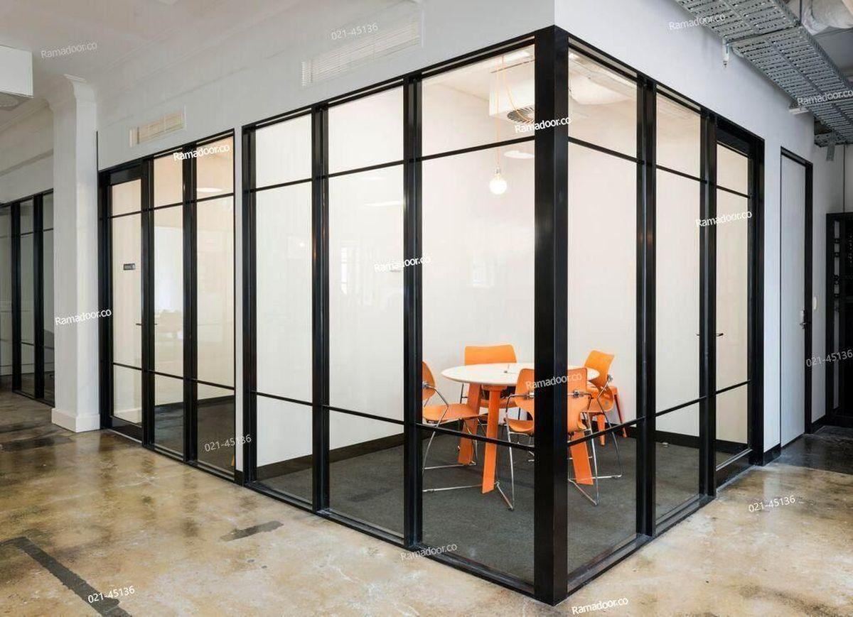 اجرا و نصب پارتیشن شیشه ای با کیفیتی برتر و قیمتی مناسب