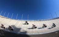 رقابت های لیگ برتر دوچرخه سواری
