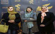 حضور مریلا زارعی، هانیه توسلی درجشنواره فیلم فجر/ عکس