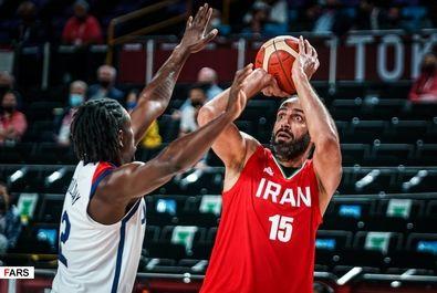 نبرد ستارگان بسکتبال ایران با