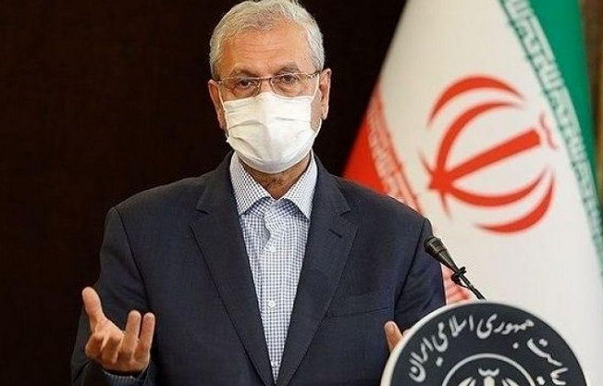 ربیعی: دولت ما تمام مسئولیت خود را برای لغو تحریمها به سرانجام رسانده