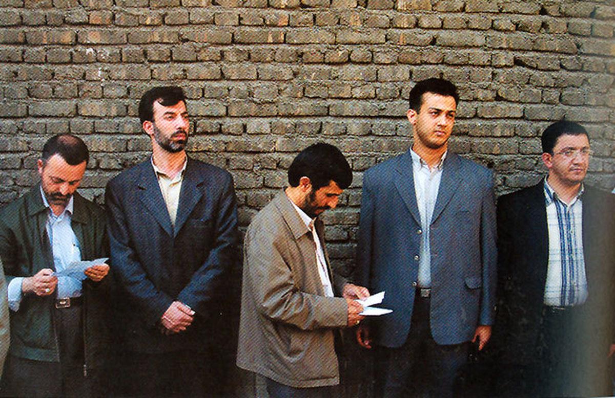 حامیان دیروز احمدینژاد امروز پشت کدام کاندیدا ایستادهاند؟