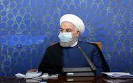 دستور روحانی به وزیر کشور: با نامزدهای متخلف در رعایت پروتکلهای بهداشتی برخورد قاطع کنید