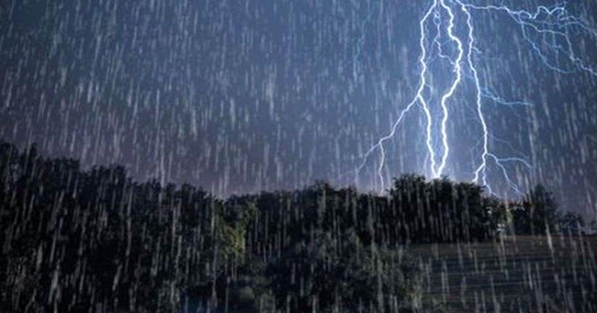 هشدار هواشناسی نسبت به وقوع رگبار و رعد و برق در ۶ استان