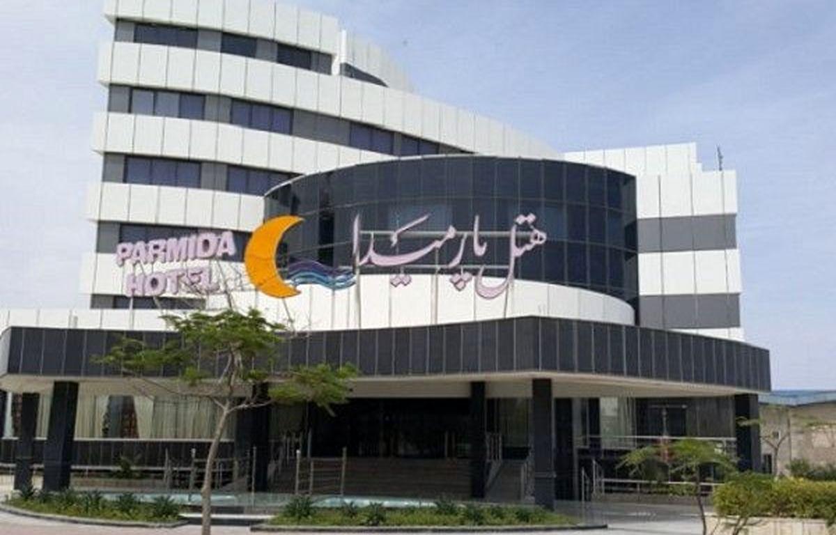 همه چیز در مورد هتل پارمیدا کیش