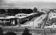 تصویری نایاب از خیابان ناصرخسرو در 90 سال پیش