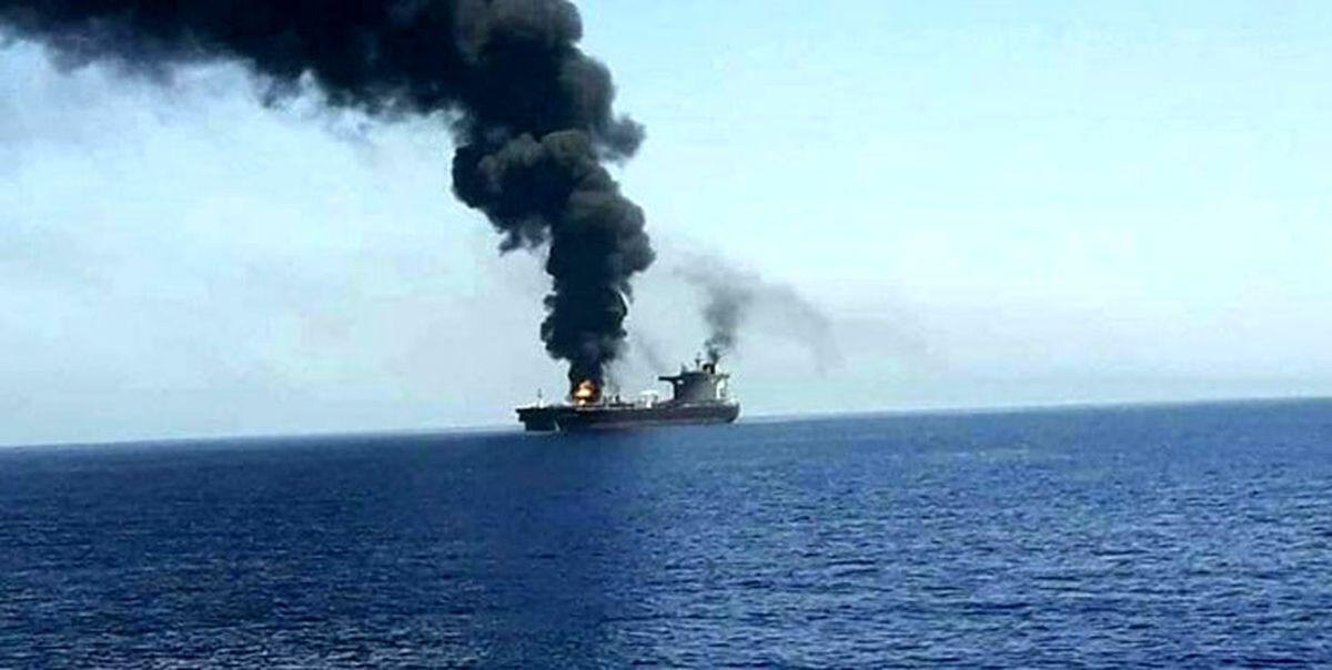 حمله به کشتی اسرائیل/ اسرائیل: ایران تلافی کرد!
