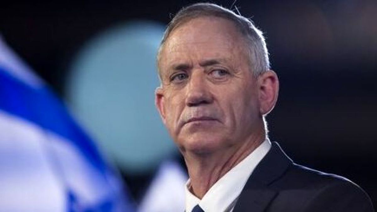 آتش بس غزه، موضوع گفتگوی گانتس با وزیر دفاع آمریکا